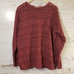 Paris Sport Club vintage heavy sweater